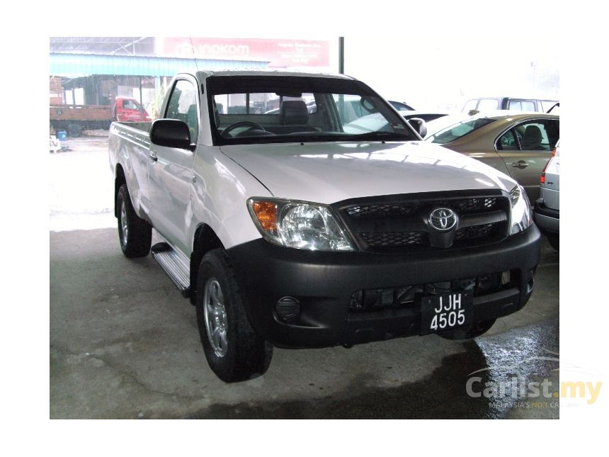 2006 toyota hilux single cab