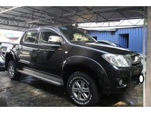 2012 Toyota Hilux 2.5 (A) One Malay Owner