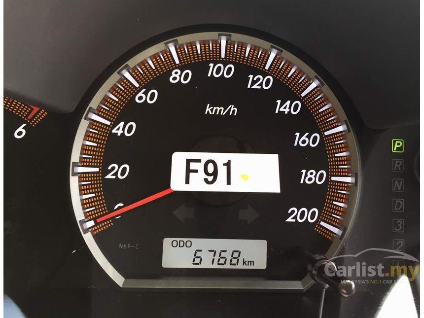 Toyota Hilux 2016 G Vnt 3 0 In Kuala Lumpur Automatic Pickup Truck