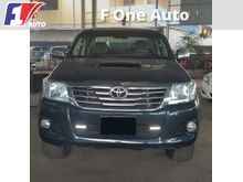 2012 Toyota Hilux DOUBLE CAB 3.0G (A) -- BEAUTIFUL VEHICLE NUMBER --