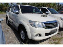 2013 Toyota Hilux 2.5 G (A)