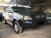 YEAR MAKE 2012 Toyota Hilux 2.5 (A)1 Owner Full Loan 016-3088899