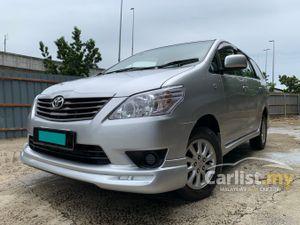 2014 Toyota Innova 2.0 E MPV