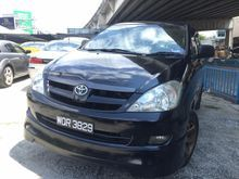 2007 Toyota Innova 2.0 G MPV TRD BODYKITS 1 LADY OWNER FULL SERVICE TIPTOP CONDITION