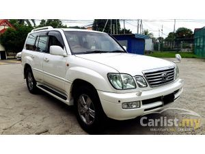 Worksheet. Search 5 Toyota Land Cruiser Cygnus Used Cars for Sale in Malaysia