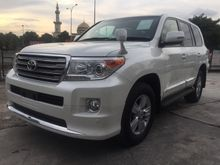 -Carnival Sales - 2014 Toyota Land Cruiser - AX - Super Offer - Petrol - Low Mileage