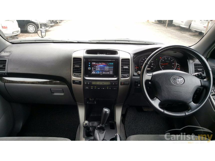 toyota land cruiser prado 2008 tx 2 7 in kuala lumpur automatic suv purple for rm 88 800. Black Bedroom Furniture Sets. Home Design Ideas