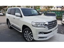 2016 Toyota Land Cruiser 4.6 ZX FULL SPEC NEW MODEL UNREG