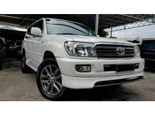 Toyota Land Cruiser 4.2 DIESEL TURBO NEW FACELIFT (A) 2005,INCLUSIVE GST