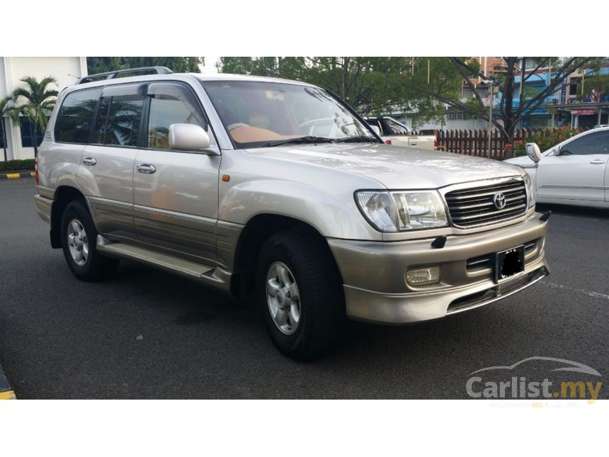 Toyota Land Cruiser Vx In Sabah Automatic Suv Gold For Rm