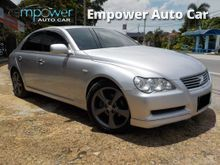 Toyota Mark X 2.5 (A) V6 250G PUSH START SPORTIVO HIGH SPEC TIP-TOP Sedan