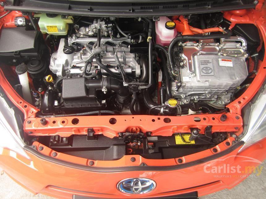 2012 Toyota Prius C Hybrid Hatchback