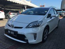 2013 Toyota Prius 1.8 Luxury, Facelift Spec.Full loan
