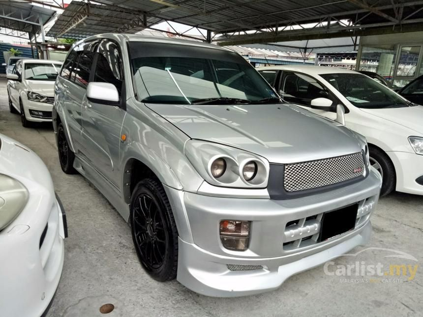 Toyota In Kuala Lumpur Automatic Suv Silver For Rm