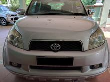 2008 Toyota Rush 1.5 S SUV