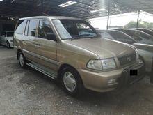 2002 Toyota Unser 1.8 GLi (A) 1 OWNER