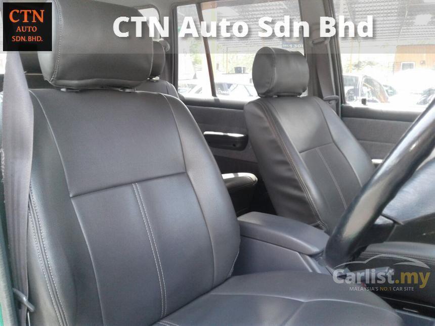2001 Toyota Unser GLi MPV