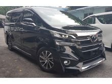2016 Toyota Vellfire 3.5 Executive Lounge Demo Car Unregister for sale.