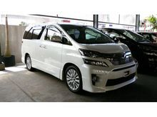 2014 - Toyota Vellfire 2.4 (A) UNREG --Year End Clearance--