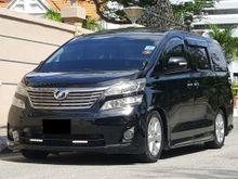2010 TOYOTA VELLFIRE 3.5 i (A) V6 GL HOME THEATER PILOT SEAT SUPER HIGH SPEC