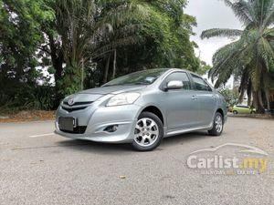 2010 Toyota Vios 1.5AT E Sedan LOAN KEDAI