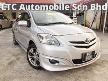 2009 Toyota Vios 1.5 E 1LADY OWNER TIPTOP CONDITION TRD BODYKIT GRAB WELCOME FULL LOAN