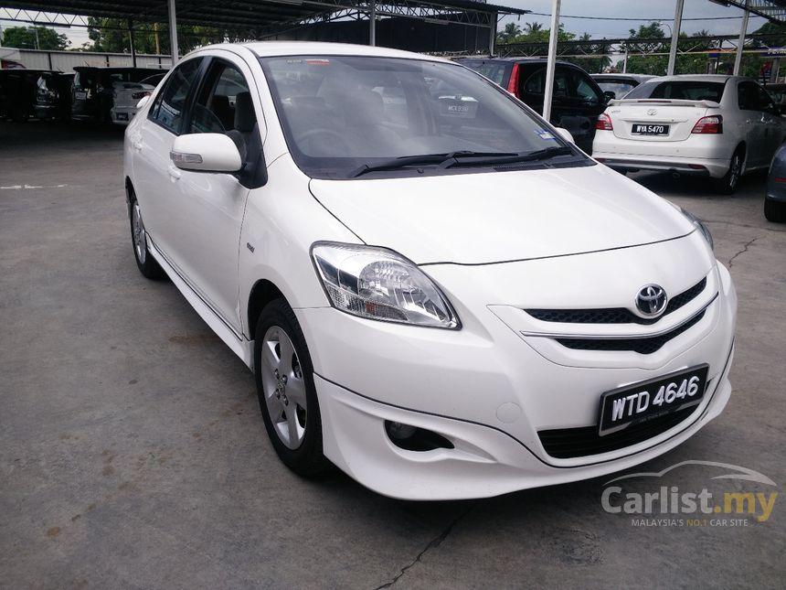 Toyota Vios 2009 E 1 5 In Melaka Automatic Sedan White For Rm 39 400 3849460 Carlist My