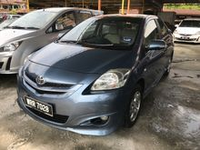 Toyota Vios 1.5 (A) 2009 1 Lady Owner Only Very Tiptop Condition View to Confirm