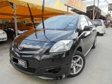2008 Toyota Vios 1.5 E Sedan - ORIGINAL YEAR MAKE - CALL FOR CONFIRM - JUST DRIVE AND NO REPAIR