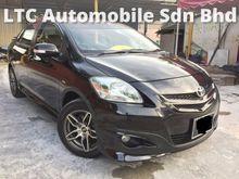 2010 Toyota Vios 1.5 E VVTI TIPTOP ACCIDENT FREE LOW MILEAGE TRD BODYKIT