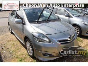 2012 Toyota Vios 1.5 E Sedan (A)