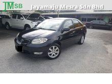 2005 Toyota Vios 1.5 G Sedan (A), Low KM, Like New, New Paint, Acc Free, High Loan, Car King, ABS