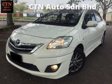 2012 TOYOTA VIOS 1.5 G-LIMITED SPEC (A) VVTI ENGINE