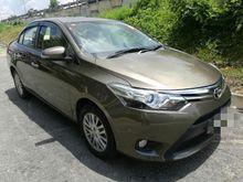 2014 Toyota Vios 1.5 G Sedan