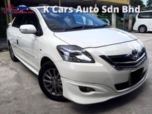 2014 Toyota Vios 1.5 (A) G TRD SPORTIVO BODYKITS SET FULL TOYOTA SERVICE RECORD TIP TOP CONDITION