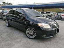 2008 Toyota Vios 1.5 VVT-I (A) G-SPEC NAVIGATION REVERSE CAMERA NICE SPORTRIMS ORIGINAL FACTORY PAINT