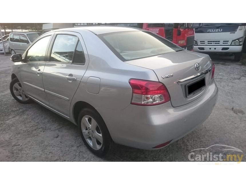 2009 Toyota Vios G Sedan
