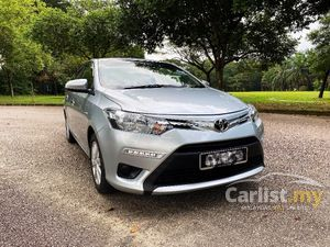 2016 Toyota Vios 1.5 J Sedan Dual-VVTI New Facelift Engine