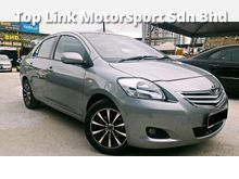 2013 TOYOTA VIOS 1.5(A) SPORT RIMS LIKE NEW