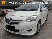 Toyota Vios 1.5 $$ APRIL CARNIVAL SALES $$ FULL TRD BODYKITS ** 1.5 VVTI ENGINE ** CLEAN SPORT INTERIOR ** IDEAL FAMILY CAR **