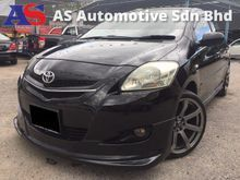2008 Toyota Vios 1.5 J Manual One Owner Accident Free Full Loan