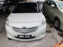 2012 Toyota Vios 1.5 J (A)