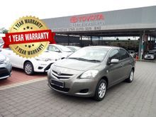 2010 TOYOTA VIOS 1.5J AUTO - 1 YEAR WARRANTY + 1 YEAR FREE SERVICE BY AUTHORIZED TOYOTA DEALER