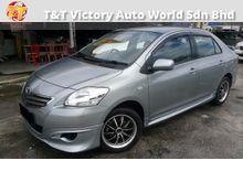 Toyota Vios 1.5 J SPEC $$ ARPIL CARNIVAL SALES $$ 1.5 I-VTEC ENGINE ** CLEAN SPORT INTERIOR ** POPULAR MODEL ** IDEAL FAMILY CAR **