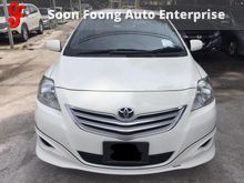 2010 Toyota Vios 1.5 J Sedan