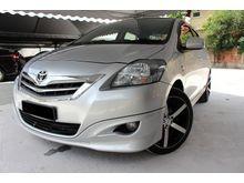 (Genuine Year Make 2O13)(Full Loan - RMO.OO Down Payment)(Toyota Vios 1.5 J (M) New Facelift)(Full TRD Bodykit)