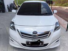 2012 Toyota Vios 1.5 J Sedan
