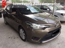 2014 Toyota Vios 1.5 J Sedan