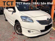 2010 Toyota Vios 1.5 (A) TRD Sportivo FACELIFT Sedan,MUST VIEW