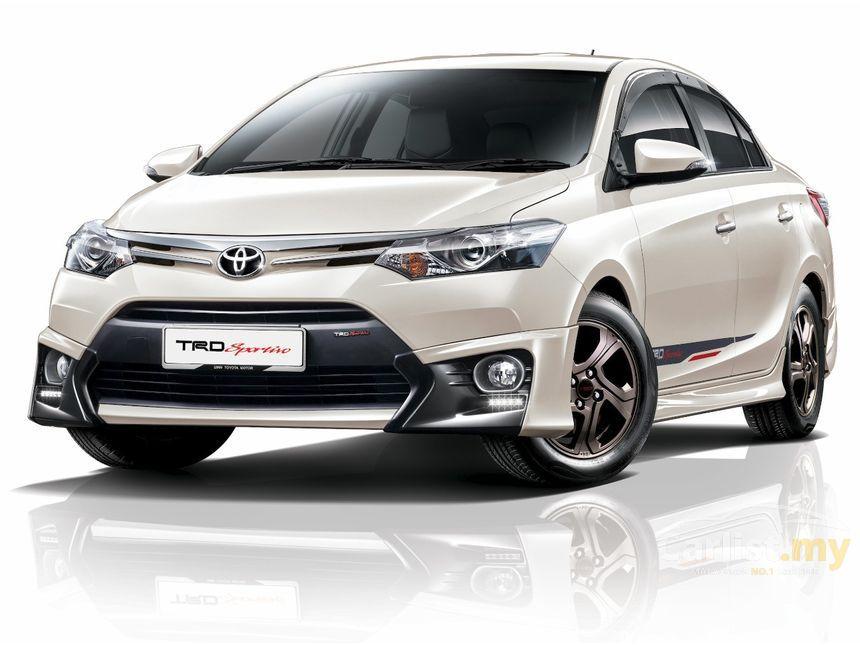 Toyota Vios 2013 Trd Sportivo 1 5 In Sabah Automatic Sedan